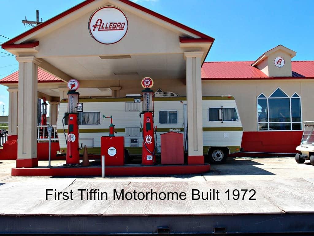 Tiffin Motorhomes Tour