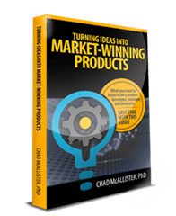 Book for product developers, managers, and innovators