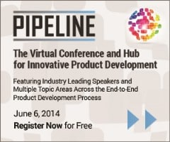 Product Development, Management, and Innovation Training: PIPELINE 2014 Online Conference