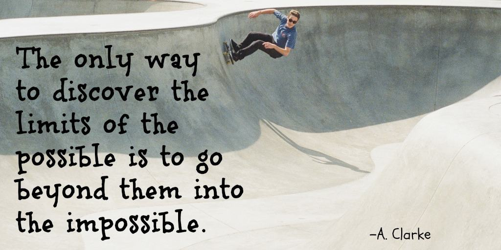 Innovation-Go Beyond Your Limits