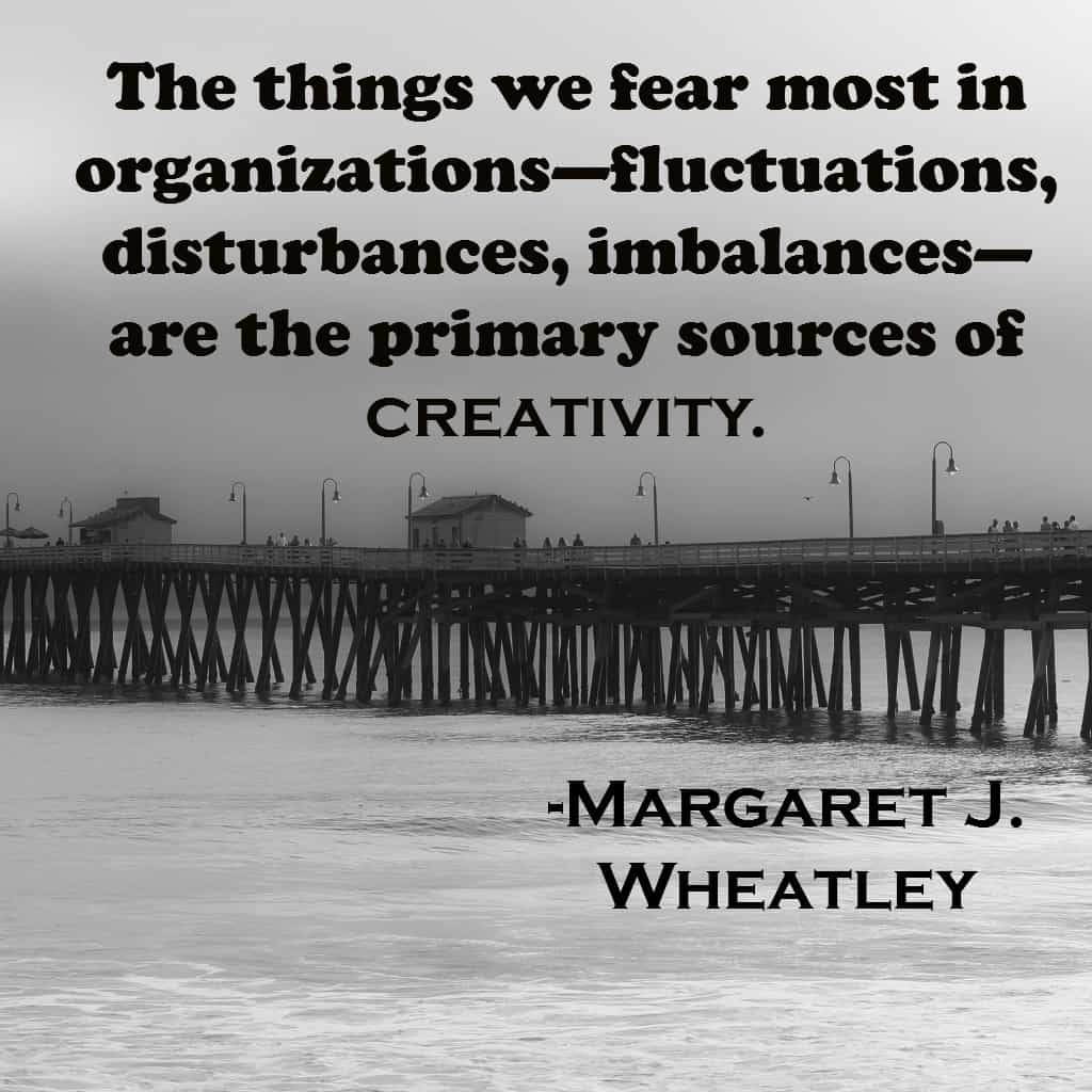 Innovation Quote: Fear