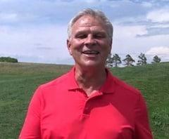 Product Developer and Manager Sam Froggatte - EyeLine Golf