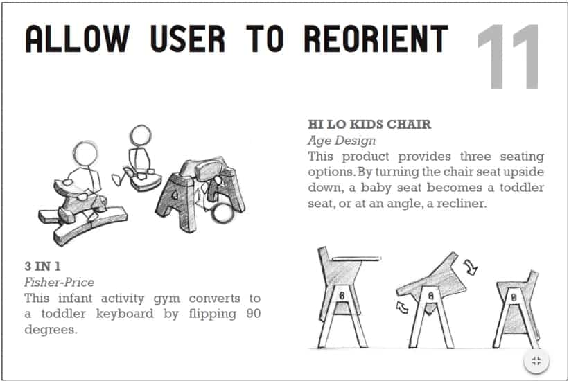 Allow User To Reorient