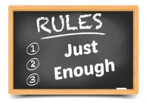 Just Enough Rules for Innovation - Product Managers