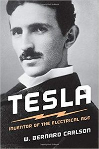 TEI 201: Lessons from Nikola Tesla on how successful product managers must negotiate with society – with Bernie Carlson, PhD