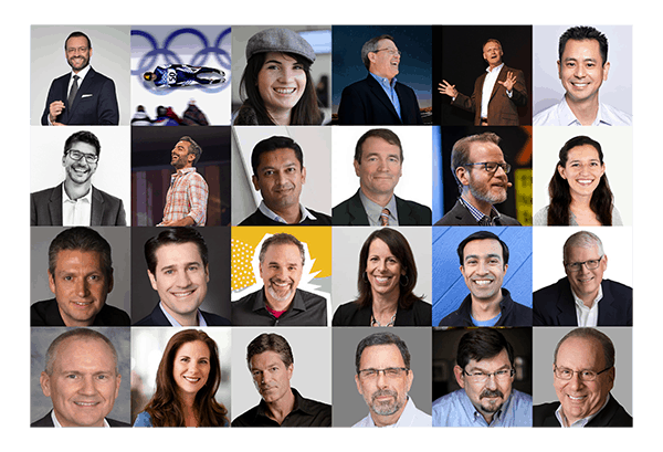The Everyday Innovator Summit Speakers